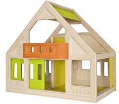 Eco friendly  amp  Affordable Dollhouses for Every Green Family    PlanToys Play House  middot  DIY dollhouse  dollhouse guide  green Christmas  green dollhouse  green gifts  Holiday