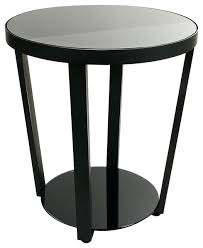 round black nightstand round nightstand end table coffee snack sofa side table desk black black table