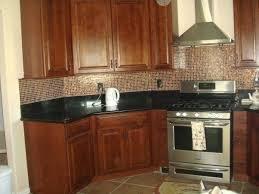backsplash for black granite countertops and white cabinets ideas cherry