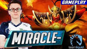 miracle ember spirit dota 2 pro gameplay dota 2 miracle