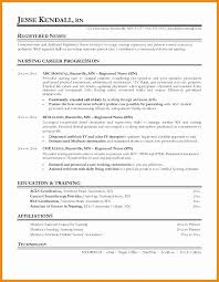 Lpn Resume Sample Cool Lpn Resume Sample New Graduate Elegant Lpn Resume Examples Fresh