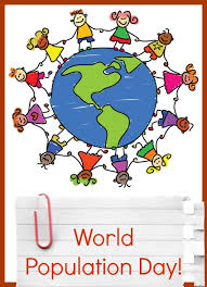 incredible world population day greetings pictures and photos world population day clipart image