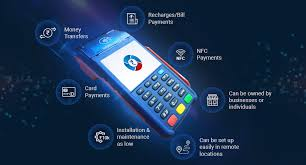recharges bill payments money