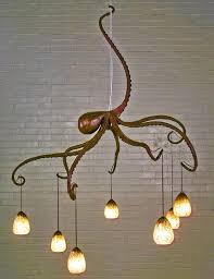 octopus light fixture fixtures