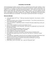 Sample Resume Format For Job Application 67 Images Sample Job