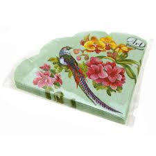 <b>Салфетки</b> бумажные цветные <b>Art Bouquet</b> Rondo круглые купить ...