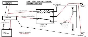 relay wiring is my diagram correct just commodores drl off when parker on switch overrride correct jpg