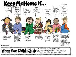 What To Do When Your Child Is Ill The Childrens Place