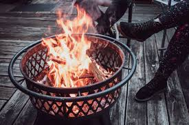 Best Fire Pits For Decks Fire Pits Safe For Wood Decks