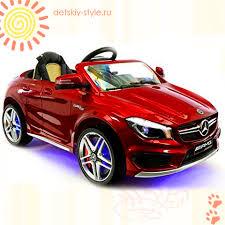 "Купить детский <b>Электромобиль</b> ""<b>Mercedes</b>-<b>Benz</b> CLA45 AMG ..."