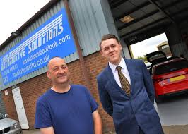 motor trade specialists team up for extra success love business east midlands