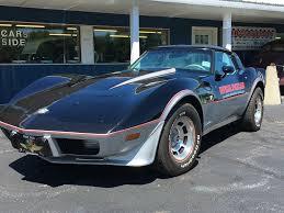Corvette 1978 chevy corvette : 1978 Chevrolet Corvette L82 INDY PACE CAR In Malone NY - AnB ...