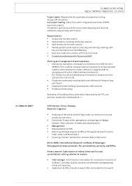 Sample Resume For Team Lead Position Leader In Examples Call Center ...