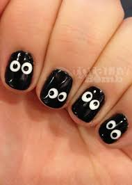 Halloween ~ Halloween Nail Art Fall Designs Design Ideas Cute ...