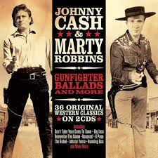 Gunfighter Ballads & More - Cash, Johnny & Marty Robbins: Amazon.de: Musik