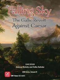 2nd <b>Printing</b> | Falling Sky: The Gallic <b>Revolt Against</b> Caesar ...