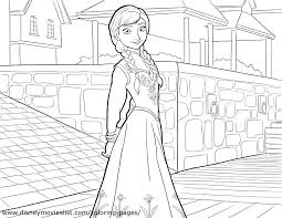 Small Picture Frozen Coloring Pages Pdf Coloring Home