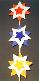 Dekorative Sterne Weihnachten Basteln Meine Enkel Und