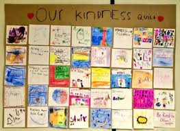 East Rutherford Library Continues Acts Of Kindness With Quilt ... & Photo Credit: Facebook A sample of the Kindness quilt created by children  at the East Rutherford Memorial Library. Adamdwight.com