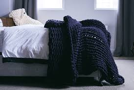 finally a weighted blanket that looks as good as it feels