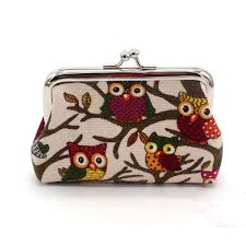 maison fabre womens wallet coin purse lovely style lady small wallet hasp owl purse clutch bag drop csv o1024 25 pink handbags leather handbag from