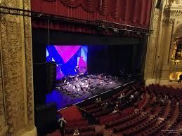 Chicago Theatre Loge 1l Rateyourseats Com