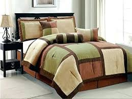 Rust Brown Duvet Cover Rust Duvet Cover Twin Rust Colored King ... & Rust Coloured Quilt Covers Rust Brown Duvet Cover 7 Piece Annasy Sage Green  Brown Beige Bed Adamdwight.com