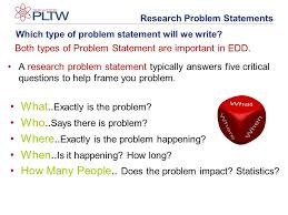 Research Problem Statement Writing The Statement Of The Problem Dissertation Essay Writing