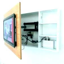 floating shelves tv wooden wall for shelf of