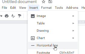 I can't figure out how to draw a dashed or dotted line.it will only let me draw solid lines. How To Make A Straight Line In Google Docs Quora