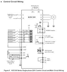 1 5kw 2hp 7a 220vac single phase variable frequency drive inverter Variable Frequency Drive Wiring Diagram description this vfd VFD Wiring Practices
