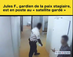 """Résultat de recherche d'images pour """"jules policier stagiaire noir"""""""