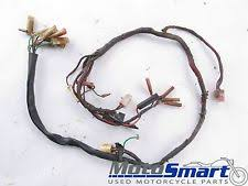 honda xl wires electrical cabling 1975 honda ct70 k4 wiring harness fair used 126621