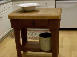 Butcher Block Kitchen Island Butcher Block Kitchen Island Trolley Very Good Decor Of Butcher