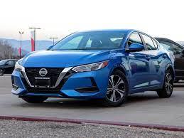 New Nissan Sentra   Vernon Nissan