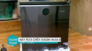 Xiaomi Today - Máy rửa chén Xiaomi Mijia 8