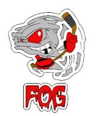 bakersfield fog wchl only does this fog have menacing red eyes but it s letters are dripping like blood or melting like wax