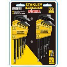 <b>Stanley</b> Diamond Tip Hex Key Set, 22-<b>pc</b> | Canadian Tire