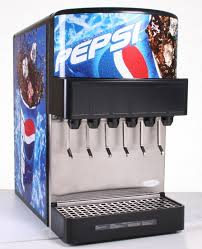 How Much Electricity Does A Soda Vending Machine Use Extraordinary Ce48B 48Flavor Counter Electric Soda Fountain System