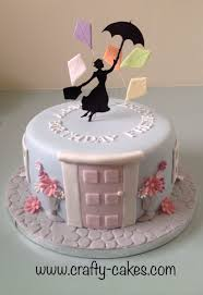 Mary Poppins Inspired Cake Amazing Decorated Cakes In 2019 Mary