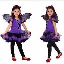 Image Is Loading Purple Batgirl Cosplay Costume Girls Vampire Dress For