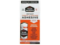 val a tear mender instant fabric leather adhesive 2