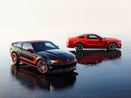 Famous Ford Mustangs - Ford Addict