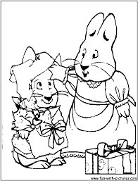 Small Picture Max And Ruby Coloring Pages Free Printable Colouring Pages for