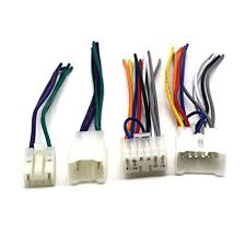 amazon com motong stereo wire harness for 1987 up toyota power 4 motong stereo wire harness for 1987 up toyota power 4 speaker connector