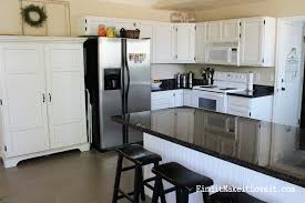 painted kitchen cabinets diy 6