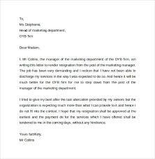 Resignation Memo Memo Format Template Template Business