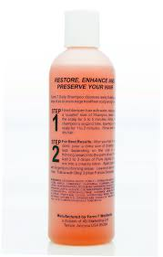 ferm hair. amazon.com: hair care natural shampoo by super energizer, enriched with jojoba oil to promote healthy regrowth and prevent thinning hair, ferm
