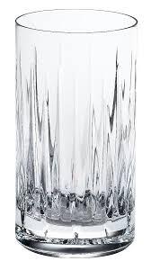 reed barton crystal soho highball glasses set of 4 b0000cf52t