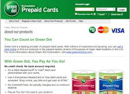 Official green dot sign up page. Police Warn Of Green Dot Prepaid Debit Card Scam Fox 2